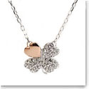 Swarovski Better Clover Pendant Necklace