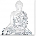 Swarovski Crystal, Large Buddha Sculpture