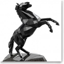 Swarovski Soulmates Black Stallion Sculpture