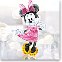 Swarovski Crystal, Disney Minnie Mouse Figure