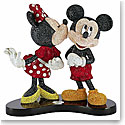 Swarovski Myriad Mickey and Minnie, Limited Edition
