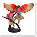 Swarovski Myriad Mahiri Bee Eaters Sculpture, Limited Edition