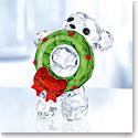 Swarovski 2017 Annual Edition Christmas Kris Bear