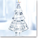 Swarovski Crystal, Christmas Tree Sculpture