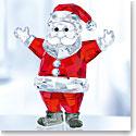 Swarovski Crystal, 2018 Santa Claus Figurine