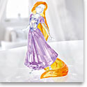 Swarovski Crystal, Disney Rapunzel Figurine, Limited Edition 2018