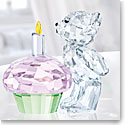 Swarovski Crystal Kris Bear Time To Celebrate