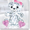 Swarovski Crystal, Kris Bear, Sweetheart