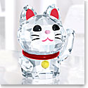 Swarovski Crystal Lovlots Lucky Cat