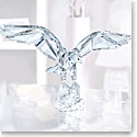 Swarovski Crystal Feathered Beauties Eagle Sculpture