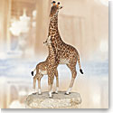 Swarovski Crystal Myriad Kya Giraffe Sculpture Limited Edition of 300