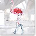 Swarovski Crystal, Paradise Flamingo