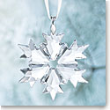 Swarovski Crystal, 2018 Little Snowflake Christmas Ornament