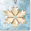 Swarovski Crystal, SCS 2018 Christmas Ornament, Annual Edition