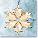 Swarovski Crystal, SCS 2018 Little Snowflake Christmas Ornament