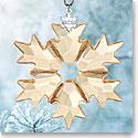 Swarovski Crystal, SCS 2018 Christmas Ornament, Large