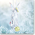 Swarovski Crystal, Disney Tinker Bell Inspired Shoe Christmas Ornament