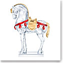 Swarovski Asian Icons Warrior Horse