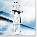 Swarovski Crystal, Star Wars Stormtrooper Sculpture