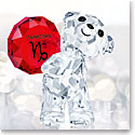 Swarovski Crystal, Kris Bear Capricorn Crystal Sculpture