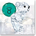 Swarovski Crystal, Kris Bear Horoscope Taurus Crystal Sculpture