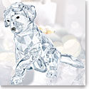 Swarovski Crystal, Labrador Mother Figurine
