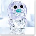 Swarovski Crystal, SCS Grandpa Penguin Crystal Figurine