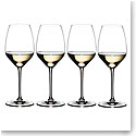 Riedel Heart to Heart Riesling Wine Glasses Gift Set, 3+1 Free