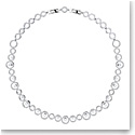 Swarovski Creativity Crystal and Rhodium All-Around Necklace