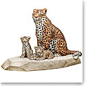 Swarovski Myriad Reka Leopards, Limited Edition