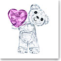 Swarovski Crystal Kris Bear, Take My Heart