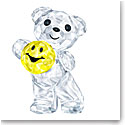 Swarovski Crystal Kris Bear, A Smile For You