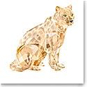 Swarovski Crystal, SCS Annual Edition 2019 Amur Leopard Sofia