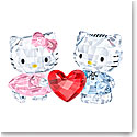 Swarovski Hello Kitty and Dear Daniel
