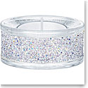 Swarovski Shimmer Aurora Borealis Tea Light Holder Single