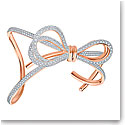 Swarovski Jewelry, Lifelong Bow Cuff Crystal Mix
