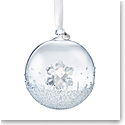 Swarovski Annual Edition Christmas Ball Ornament 2019