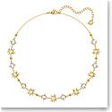 Swarovski Jewelry, Olive All-Around Multi Colored Gold