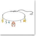 Swarovski Jewelry, Ocean Bracelet Multi Colored Mix Medium
