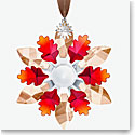 Swarovski Crystal, SCS 2019 Winter Sparkle Christmas Ornament, Limited Edition
