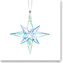 Swarovski Crystal Small AB Star Ornament