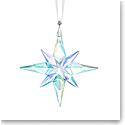 Swarovski 2019 Crystal Aurora Borealis Ornament