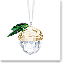 Swarovski Winter Sparkle Acorn Ornament 2019