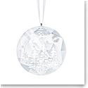 Swarovski Winter Sparkle Winter Night Ornament 2019