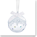 Swarovski Classic Christmas Ball Ornament 2019 Small