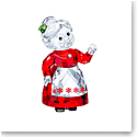 Swarovski Joyful Figurines Mrs. Claus