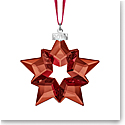 Swarovski Annual Edition Red Holiday Ornament 2019