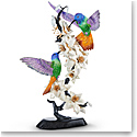 Swarovski Myriad Namida Hummingbirds, Limited Edition