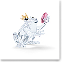 Swarovski With Love Frog Prince
