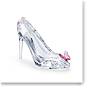Swarovski Crystal Treasures Shoe With Butterfly